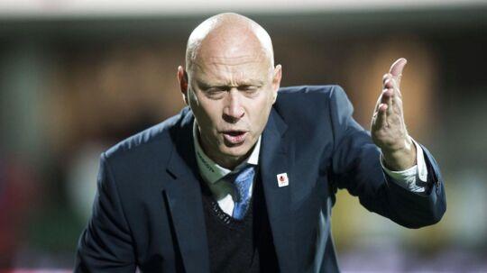 Silkeborgs træner, Peter Sørensen, har været sur, men der er ingen vej uden om en omkamp mellem HIK og Silkeborg.