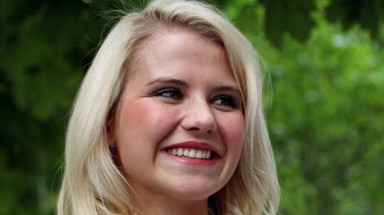 Elizabeth Smart i 2011. Foto: REUTERS/Michael Brandy