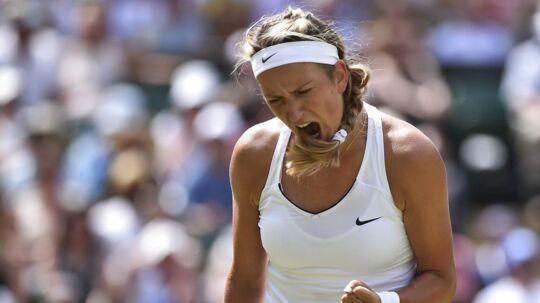 Victoria Azarenka må melde afbud til Fed Cup-finalen.