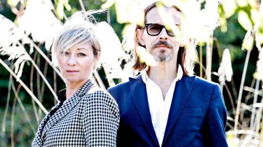 Dicte og Claus Hempler har lavet et nyt album sammen. I 90'erne stod de i spidsen for hver deres succesfulde band og de var kærester.
