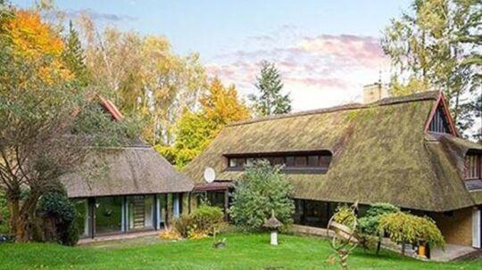 Spangsbergs villa i Nærum.