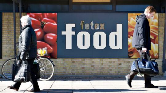 Føtex Food i Hasseris Bymidte i Aalborg