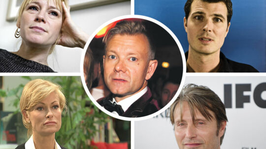Bag stævningen mod Aller Media og de tidligere chefredaktører står bl.a. skuespiller Iben Hjejle, tv-vært Pelle Hvenegaard, komiker Casper Christensen, Rigmor Zobel og skuespiller Mads Mikkelsen.