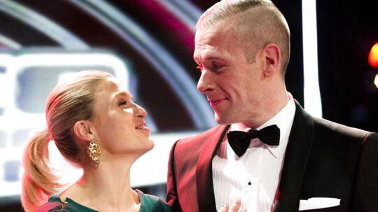 Christiane Schaumburg-Müller har været kæreste med rapperen L.O.C. i mange år. I 2012 blev parret gift. Et par år efter gik de fra hinanden. Siden har de fundet sammen igen, og sidste år blev de forældre til Constantin, som L.O.C. beredvilligt passer, når Christiane Schaumburg-Müller skal på scenen.