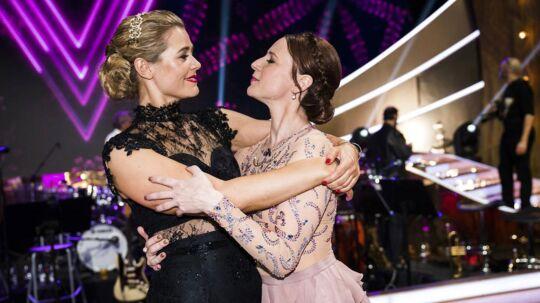 Dansen har udfodret de to skuespillere til at fortælle uden ord.