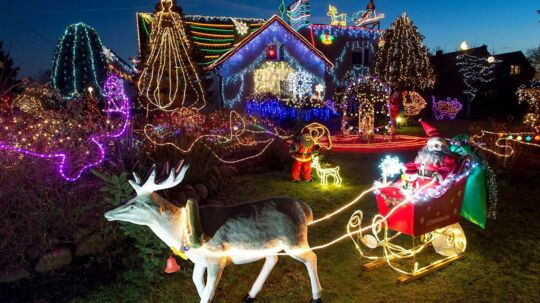 Arkivfoto. Julen har intet med rensdyr og nisser at gøre, mener præst.