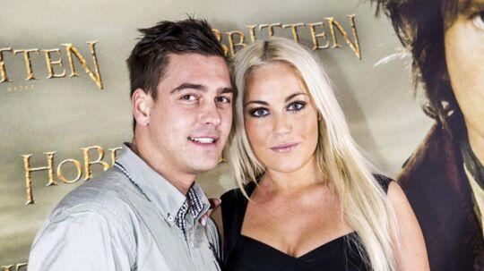 Peter Birch og Amalie Szigethy i 2012.