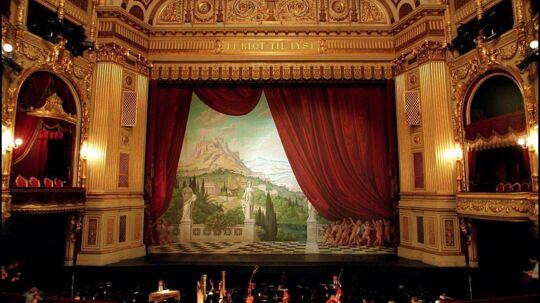 Arkivfoto. Det Kongelige Teater.