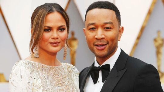 Chrissy Teigen og John Legend venter deres barn nummer to.
