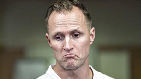 Den danske landstræner Klavs Bruun Jørgensen