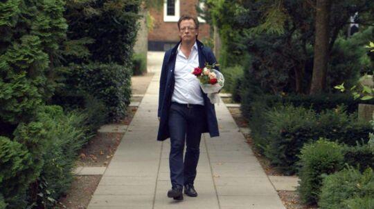 Journalist Esben Kjær mistede for fem år siden sin 7-årige søn, der døde af kræft.