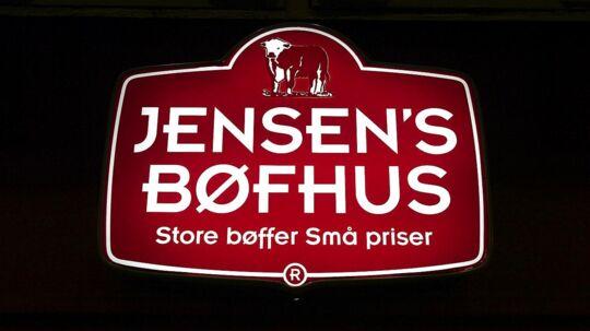 Jensens Bøfhus.