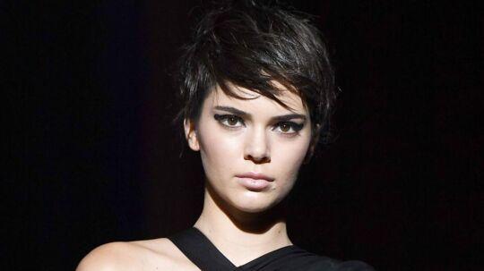 Arkivfoto. Kendall Jenner.