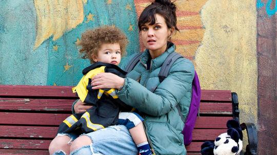 Frankie Shaw har skrevet, produceret, instrueret og spiller selv hovedrollen i 'SMILF'. Foto: HBO