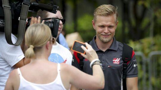 Kevin Magnussen i Københavns gader? Det kan blive fremtiden, hvis Formel 1-planerne om et løb i den danske hovedstad bliver til virkelighed.