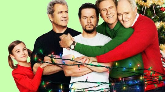 Tre generationer er samlet og julen er reddet i den overraskende vellykkede 'Daddy's Home 2'