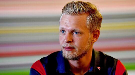 Kevin Magnussen står foran sæsonens sidste løb.