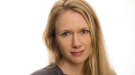 Sognepræst Marie Høgh
