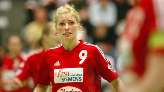 Mia Hundvin spillede også for Slagelse.