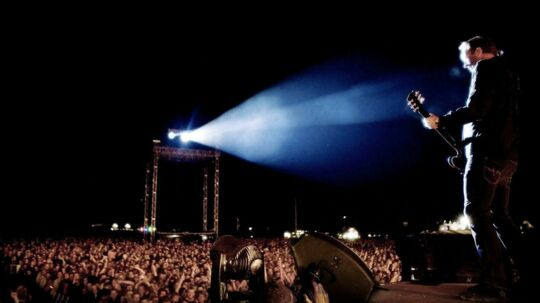 Således så det ud på Roskilde Festival 2007, da Nephew lukkede og slukkede på Orange Scene fredag nat.