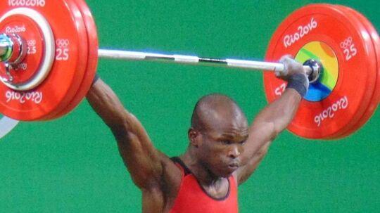 OL-vægtløfteren Edwin Mosquera Roa er død