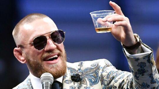 Conor McGregor på 29 år