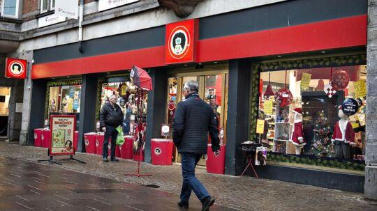 Fætter BR butik i Bispensgade i Aalborg