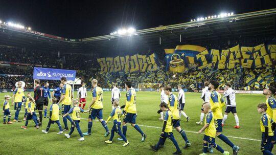 Brøndby Stadion skal bygges om