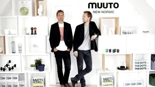 Firmaet Muuto blev startet af Kristian Byrgesen og Peter Bonnen i 2006.