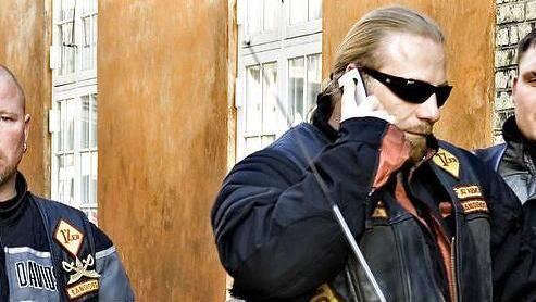 Jesper Bonde, tidligere Danmarkspræsident for Bandidos.