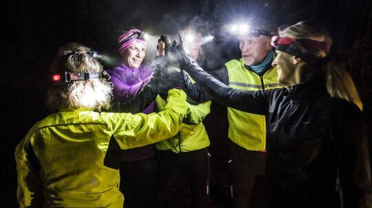 Seks ud af ti danskere vil gerne være mere fysisk aktive i det nye år.