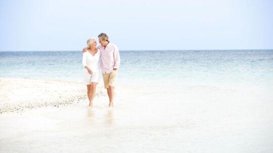 Hvis du gerne vil have mulighed for at gå på tidlig pension - så du f.eks. kan rejse, mens helbreddet stadig er godt - så kan det betale sig at oprette en pensionsordningen inden årsskiftet.