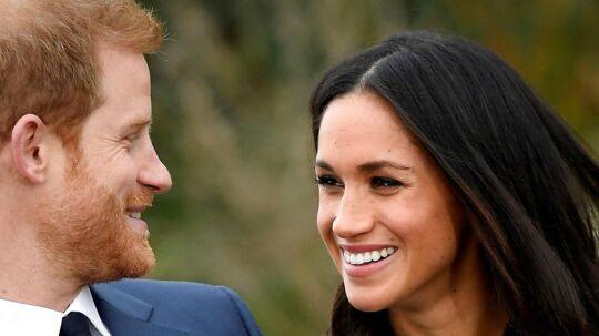 Prins Harry og Meghan Markle skal giftes 19. maj, hvor der samtidig skal spilles FA Cup-finale.