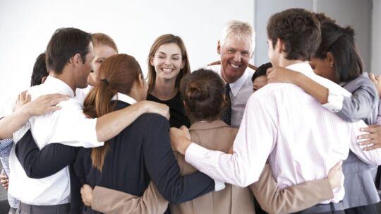 Gode kollegaer er altafgørende for din arbejdsglæde.