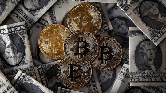 Kursen på bitcoins er steget helt vildt de seneste måneder.