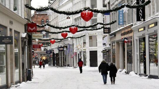 Sandsynligheden for hvid jul er ifølge DMI lille i år.