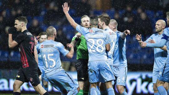 Randers sluttede efteråret af med et nederlag til FC Midtjylland.