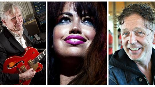 Steffen Brandt, Aura Dione og Thomas Helmig er casterens drømme-trio som 'X Factor'-dommere på TV2.