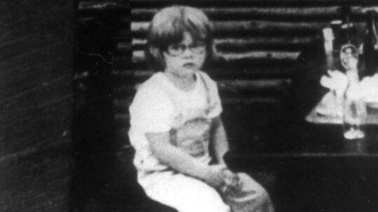Danske Heidi Jepsen, 4 år, forsvandt i Kolding og er aldrig fundet.
