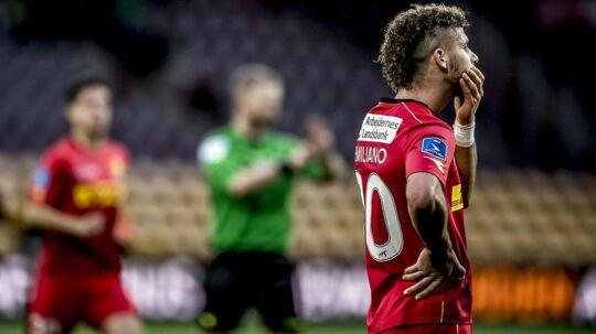 Emiliano Marcondes fortæller i programmet 'Sat Af', hvorfor han takkede nej til Brøndby.