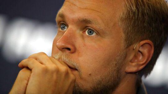Kevin Magnussen er også klar for Haas i 2018.