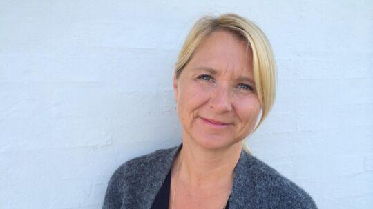 Trine Baadsgaard har skrevet bogen »Et år uden overforbrug« med tips til, hvordan man sparer penge og lever mere bæredygtigt - uden at det bliver surt.
