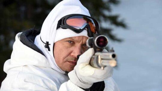 Jeremy Renner i 'Wind River'
