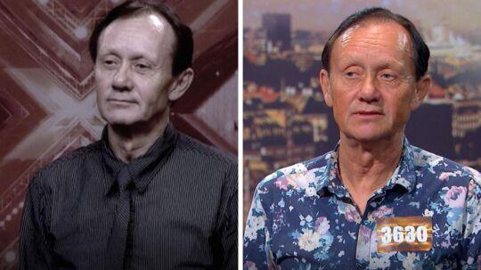 68-årige Poul Sivertsen har været til audition på X Factor i programmets første sæson og sidste sæson.