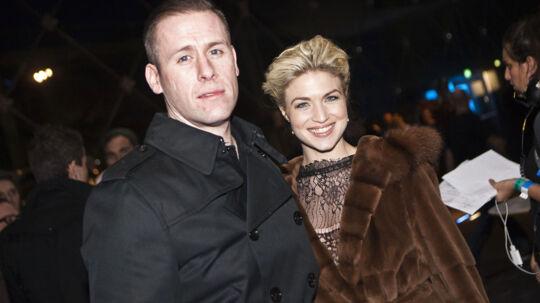 P3 Guld. Christiane Schaumburg-Müller og LOC ankommer til uddelingen af P3 Guld i Koncerthuset fredag 14. januar 2011.