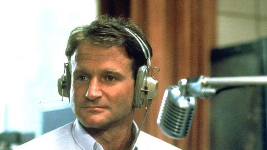 Her ses Robin Williams i 1987-filmen 'Good Morning Vietnam'