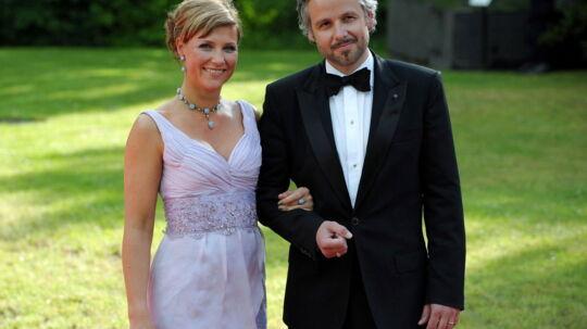 Den norske prinsesse Märtha Louise og hendes mand Ari Behn flytter til London med deres tre døtre.