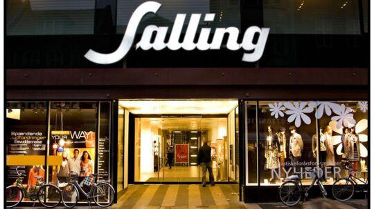 Mærsk sælger aktier i Dansk Supermarked til Salling.