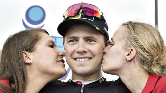 Edvald Boasson Hagen er blevet gift.