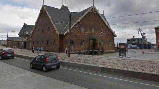 Her ses bygningen, hvor Madklubben Aarhus kommer til at ligge.